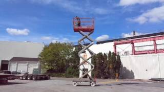 Skyjack 4626 Electric Scissor Lift for Sale
