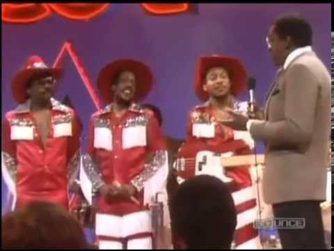 THE GAP BAND ON SOUL TRAIN