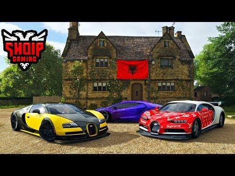 Shoferat Shqiptarë Milionera !! - Forza Horizon 4 SHQIP | SHQIPGaming