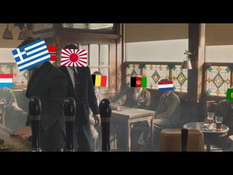 [HOI4] When NonAlligned Nations Oppose the Axis