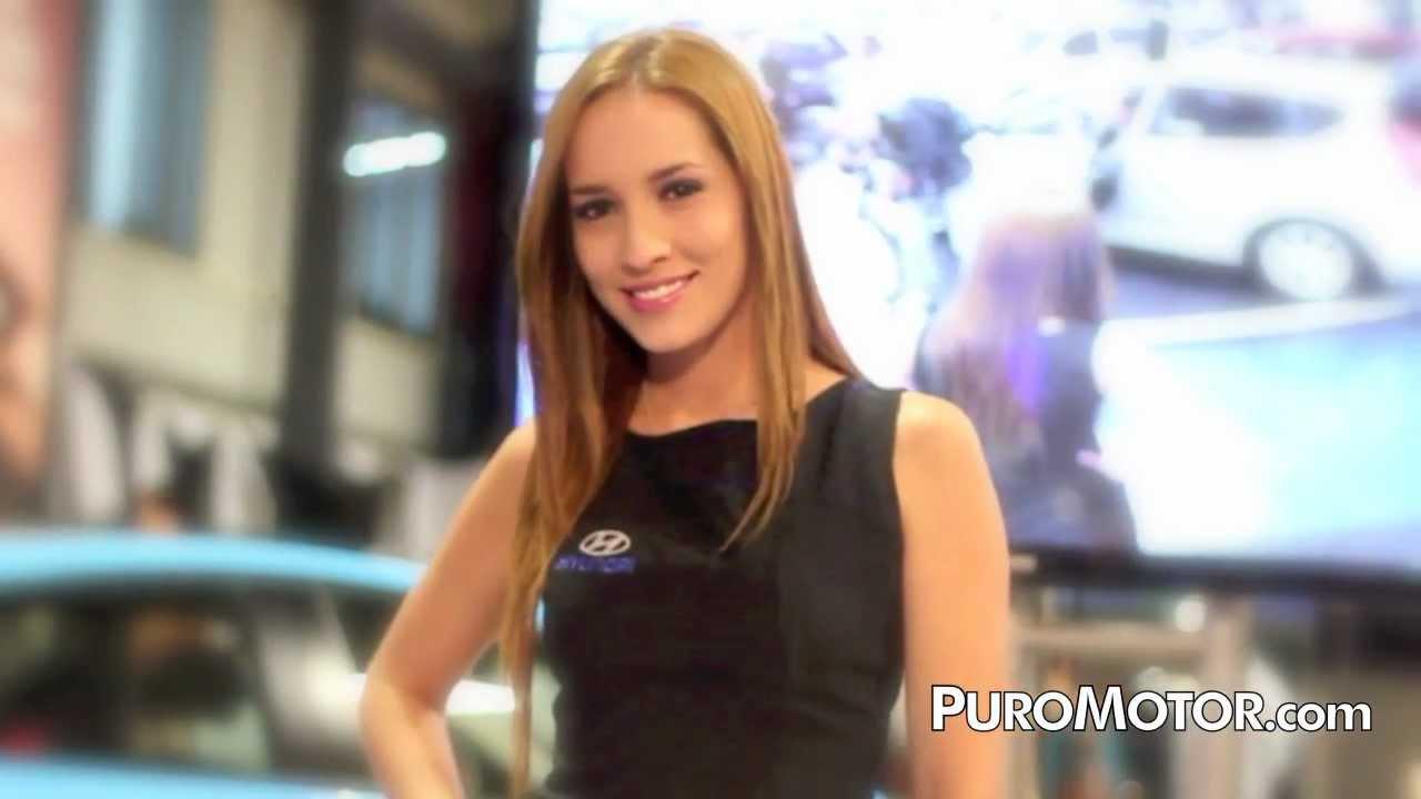 Expomovil 2012 Costa Rica Edecanes Doovi