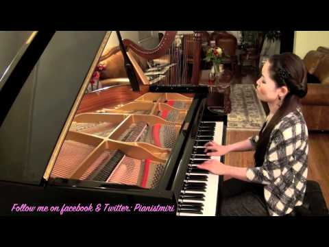 Michael Jackson - Hold My Hand duet ft. Akon | Piano Cover by Pianistmiri 이미리