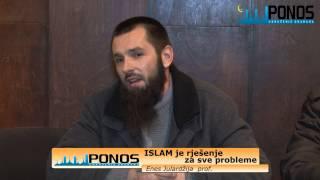 Islam je rjesenje za sve probleme - prof.Enes Julardzija