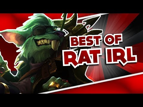 Best Of RAT IRL - Best Twitch EU | League Of Legends
