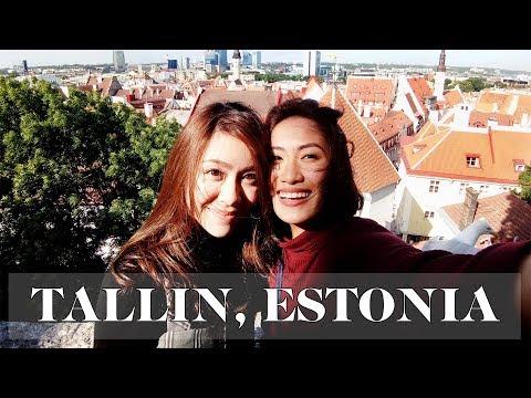One Day in Tallinn, Estonia | Laureen Uy