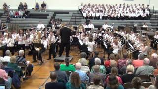 FCMS 7th and 8th Grade Band Concert