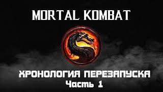 Mortal Kombat. Весь сюжет текущей хронологии. Часть 1.