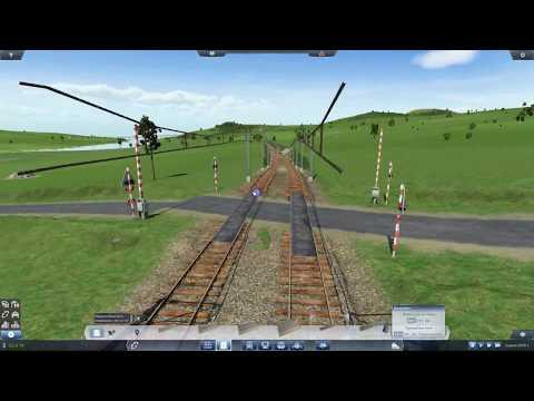 Transport Fever #12 - Первая железная дорога