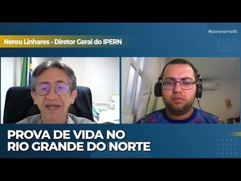 PRESIDENTE DO IPERN FALA DA PROVA DE VIDA NO RN