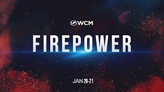 FirePower | Monday AM | 1.21.2019