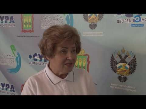 В Пензе стартовал чемпионат России по плаванию среди глухих