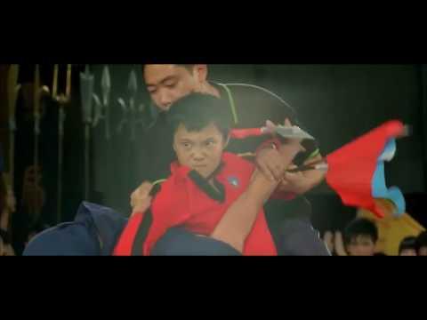 The Karate Kid 2010 Best Fight Scenes