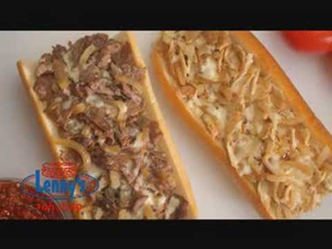 Lenny's Sub Shop Fall 2007 Commercial