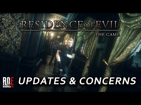 RESIDENCE of EVIL: The Game || Updates & Concerns | NEW NAME!