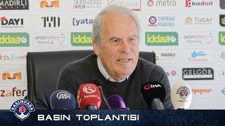 Mustafa Denizli: ''Galibiyeti hak edecek bir oyun oynadık'' Erzurumspor: 1 Kasımpaşa: 1