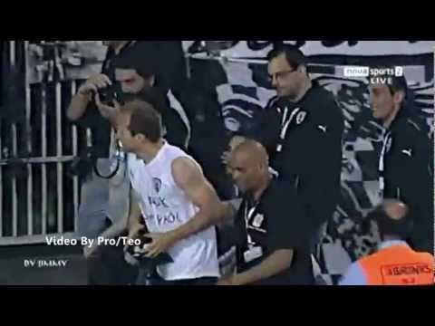 Zlatan Muslimovic | PAOK | Best Moments