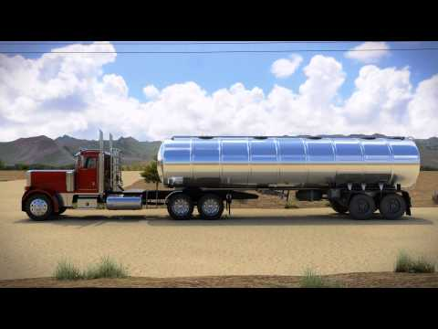 Fluid Truck Accident and Rollover Prevention for the Oilfield Industries