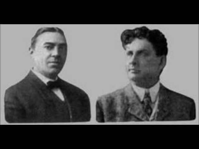 Arthur Collins and Byron G. Harlan ALEXANDER'S RAGTIME BAND 1911