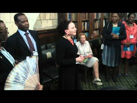 Montserrat Volcano 20th Anniversary Commemoration   UK Houses of Parliament  - Pt 2 .