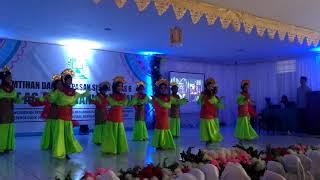LESTI Merdunya  Tari Zafin Melayu SD IT As Samadani Sumedang