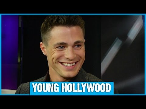 "Colton Haynes on Modeling, Twitter & ""ARROW"""