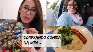 #VLOG: COMPRANDO COMIDA NA IKEA, JANTAR HOLANDÊS COM TOQUE BRASILEIRO | Joyce Aurora