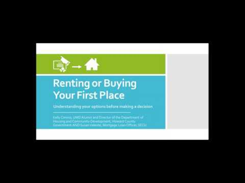 Renting or Buying in the Near Future   Understanding Your Options to Fit Your Needs