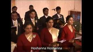 CHRISTMAS HINDI SONG - KALI KALI CHAMAN KI - 2011