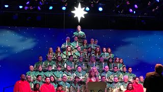 Candlelight Processional at Epcot read by Jodi Benson | VLOGMAS DAY 14