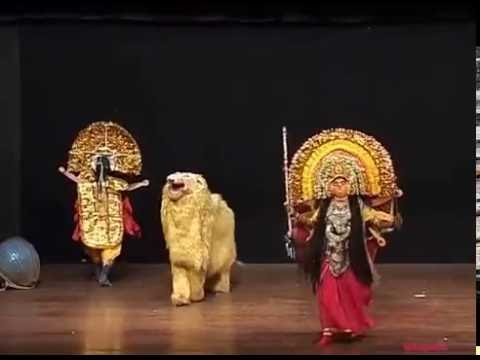 Performing Arts: Mahishasura Badh
