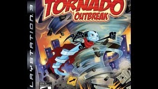 Tornado Outbreak Gameplay (PS3)