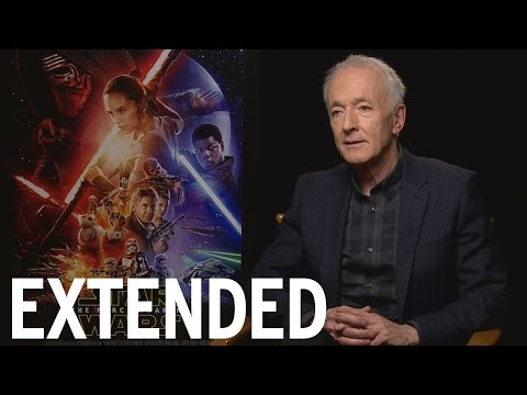 Anthony Daniels Says He Never Wanted To Be In 'Star Wars' | EXTENDED