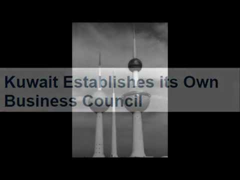 160722 Kuwait Establishes its Own Business Council