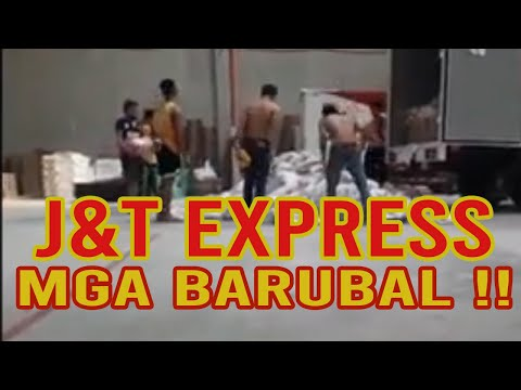 J&T Express   MGA BARUBAL !!!