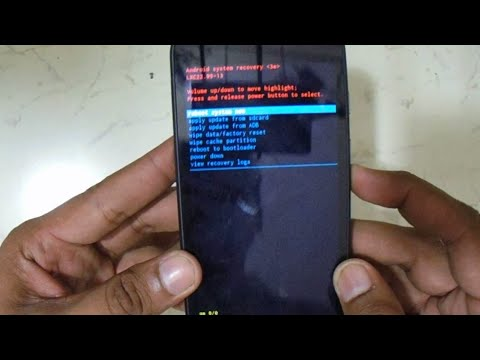 Motorola Moto E Eazy Pattern Reset And Hard Reset Youtube