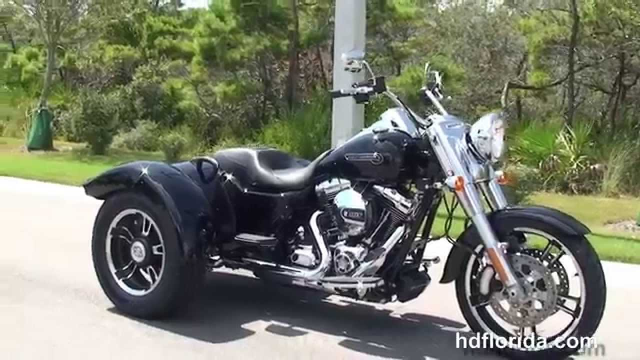 new 2015 harley davidson freewheeler trike for sale youtube. Black Bedroom Furniture Sets. Home Design Ideas