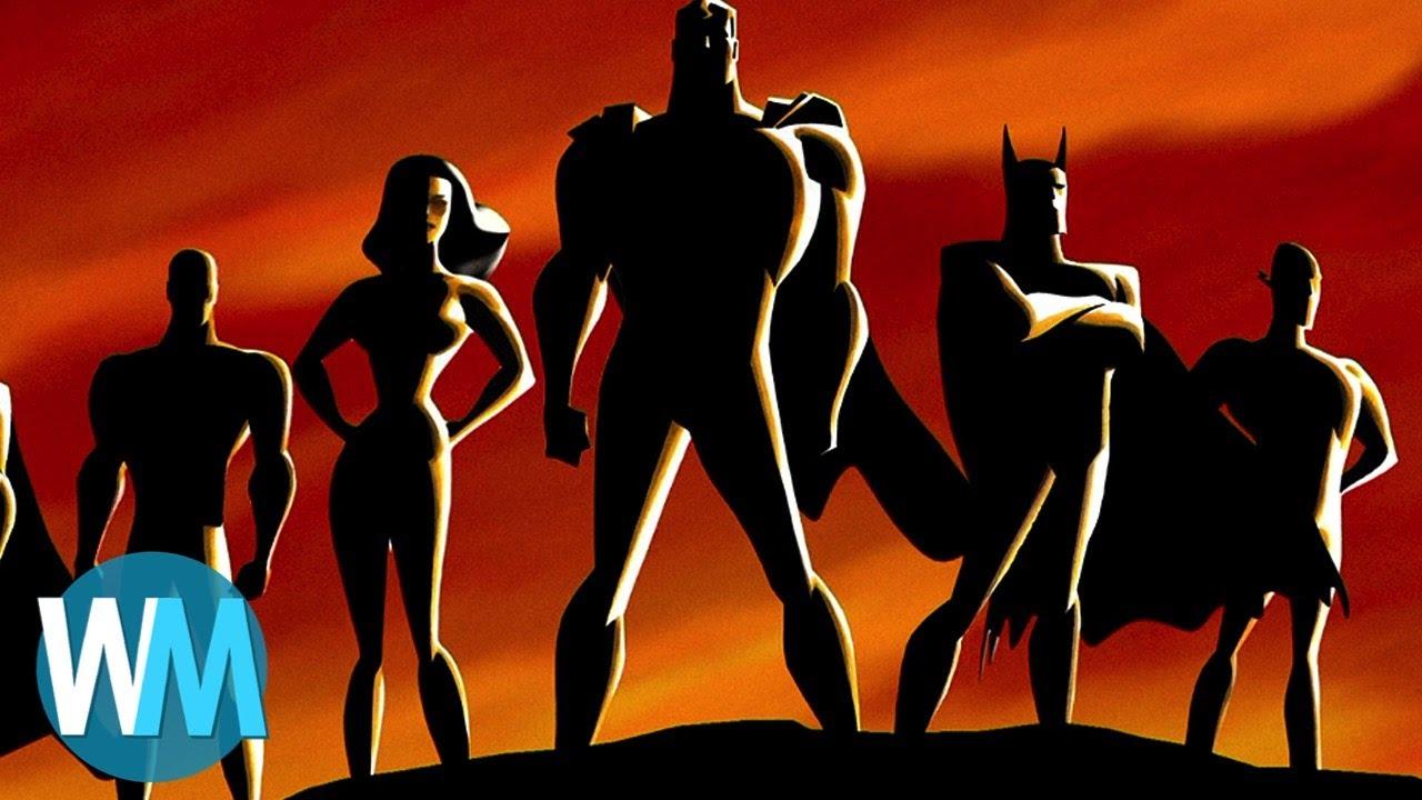 Download Top 10 Best Justice League Episodes