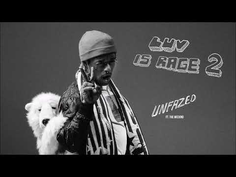 "The Weeknd -I'm Unfazed (1 hour) [from ""UnFazed"" by Lil Uzi Vert]"