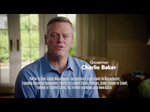 Governor Charlie Baker - YES on 2 HD