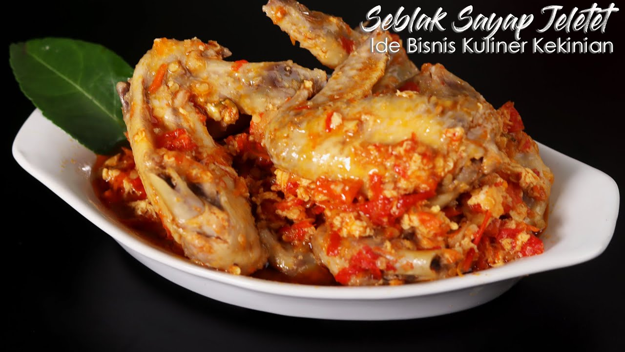 Seblak Jeletet -  Ide Jualan Makanan Pedas | Dijamin Laris Manis 👌