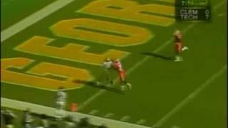 Video 1999 Georgia Tech-Clemson Joe Hamilton to Kelly Campbell #1 download MP3, 3GP, MP4, WEBM, AVI, FLV November 2017