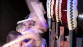 TaikOz is Australia's leading taiko drumming group. Shifting Sand i...