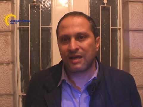 الاحتجاجات الشعبية في جبل الحسين ضد رفع الدعم عن المشتقات النفطية 15 11 2012  - 14:22-2017 / 10 / 3