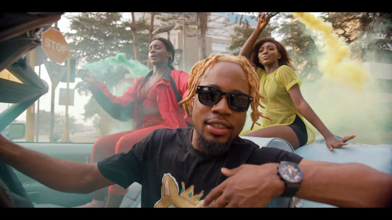 """Download EDDIE SMITH """"LAGOS"""" OFFICIAL VIDEO"""