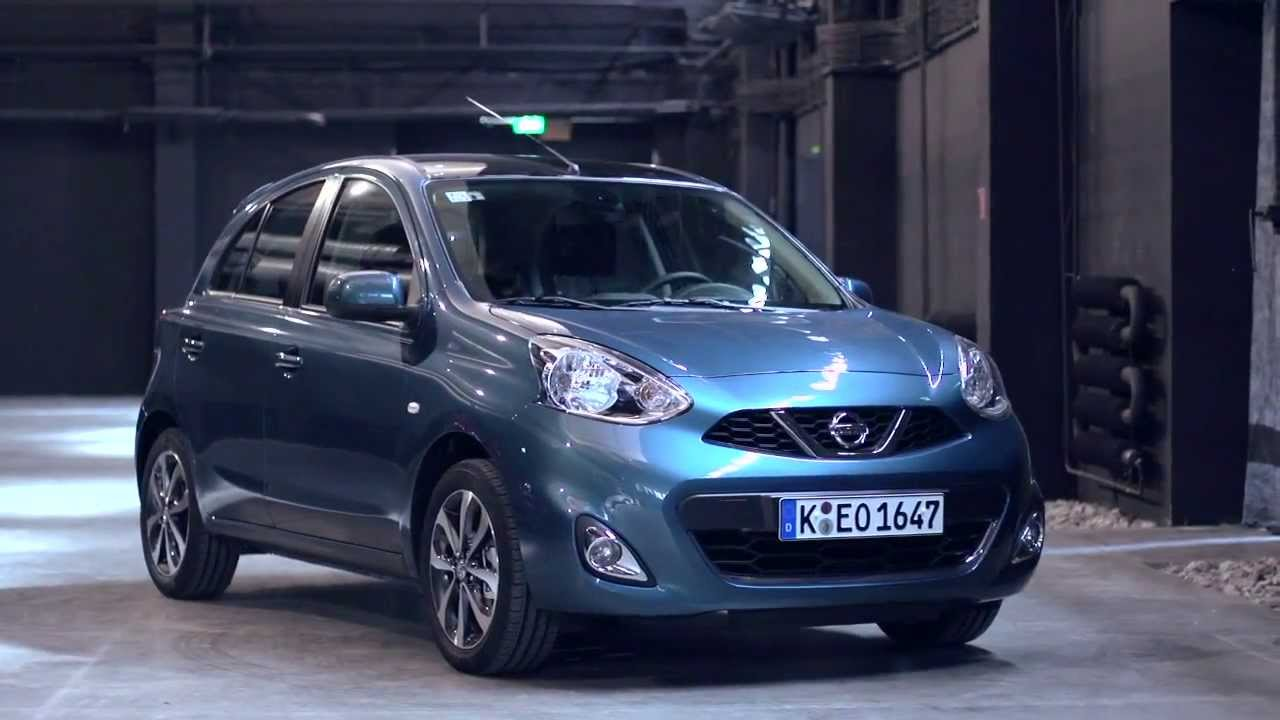 nissan small car range new note new micra and juke youtube. Black Bedroom Furniture Sets. Home Design Ideas