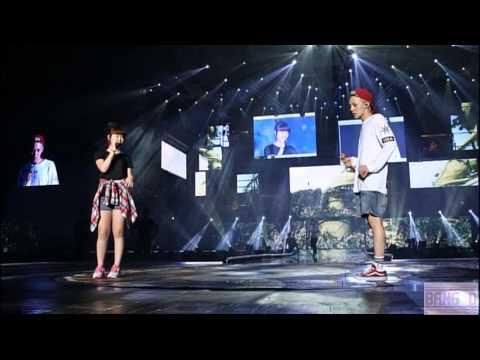 GD Concert Rehearsal With AKMU Soohyun
