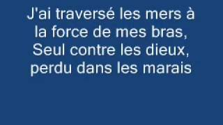 ridan ulysse paroles