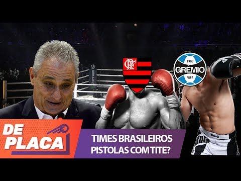 """""""O Brasil MIJA na data Fifa!"""" - Debate PEGOU FOGO no De Placa!"""