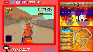 Cartoon Network, Nintendo DS Yarış Korkak Kupası 11'de hazır:25.053