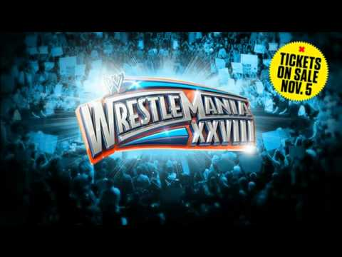 2012  WWE Wrestlemania 28 Theme Song My Time by Fabolous   YouTube